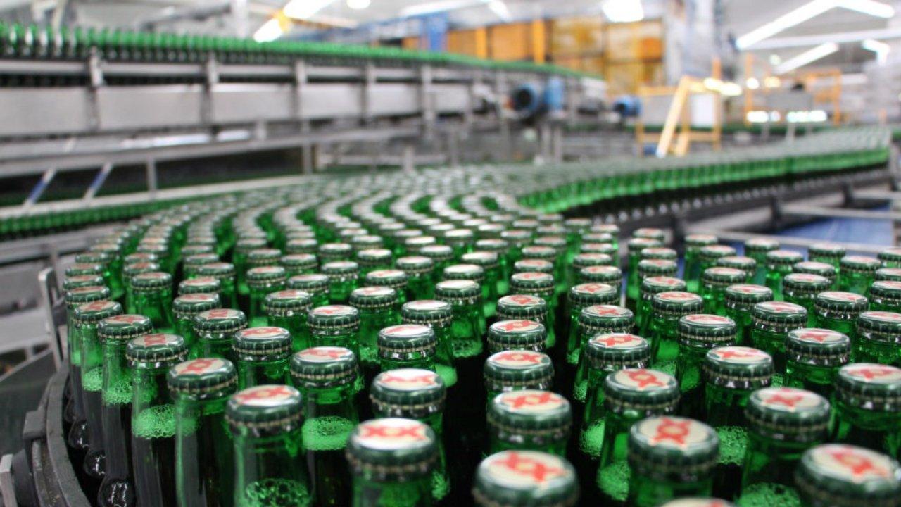 Producción temporal de la cerveza Dos Equis de Heineken en Holanda