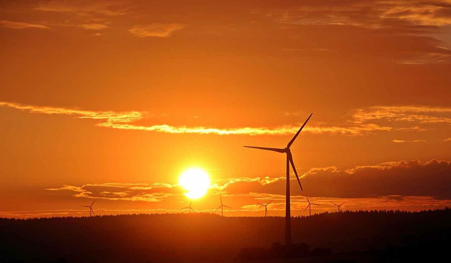 Energía eólica 100% limpia en Minera de Brasil