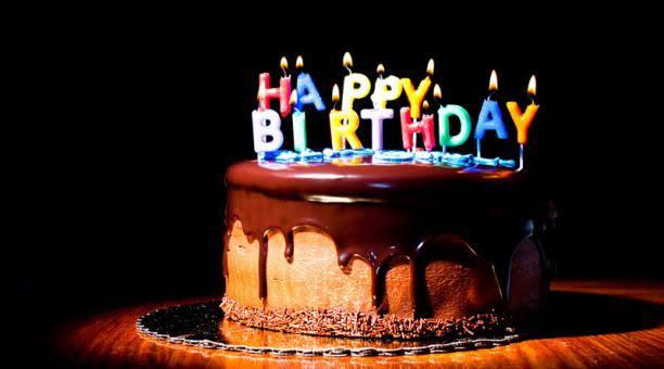 El origen de los cumpleaños
