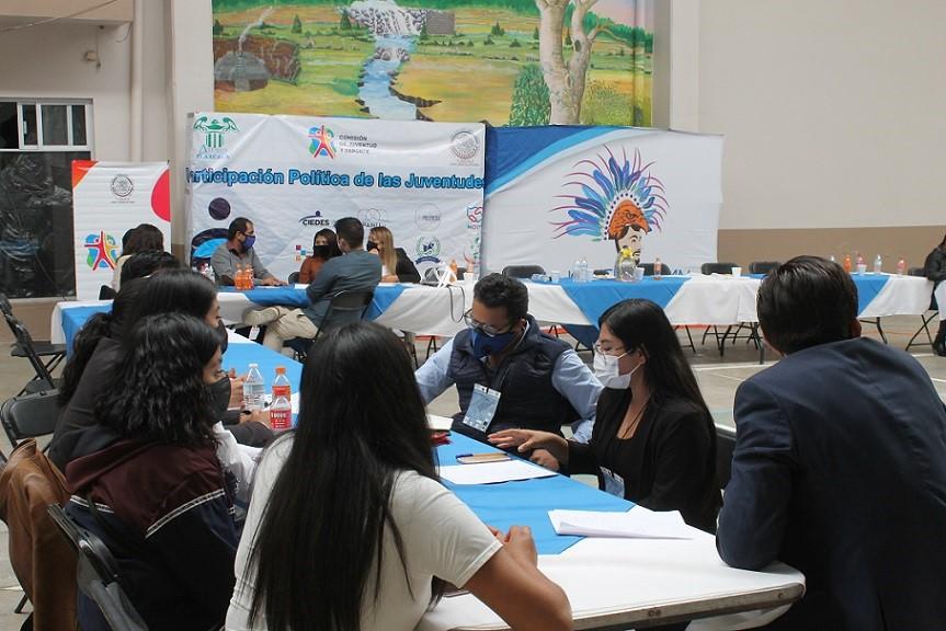 Realizan en Yauhquemehcan foro estatal del Observatorio de Derechos Juveniles