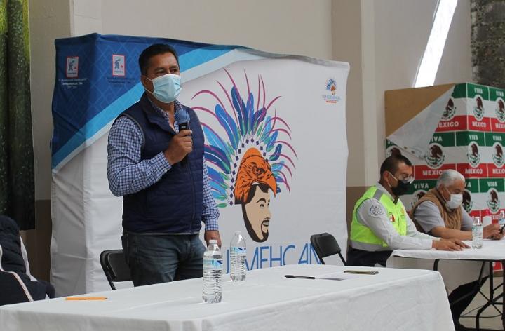 Por pandemia cancelan Carnaval Yauhquemehcan 2021