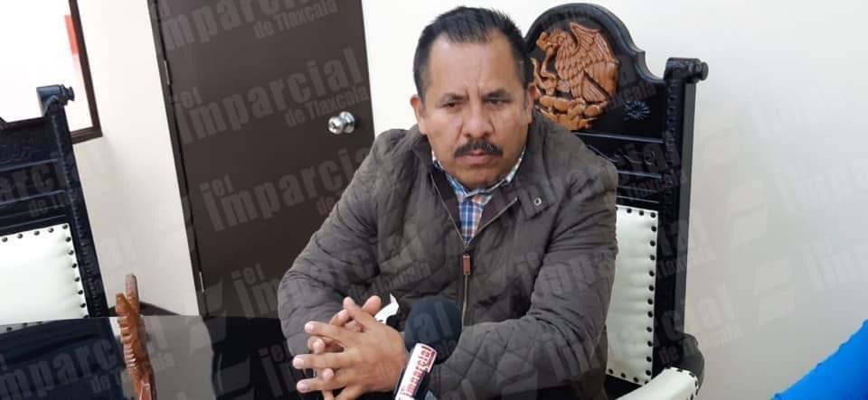 Consolidamos el desarrollo de Atltzayanca: Noé Parada Matamoros