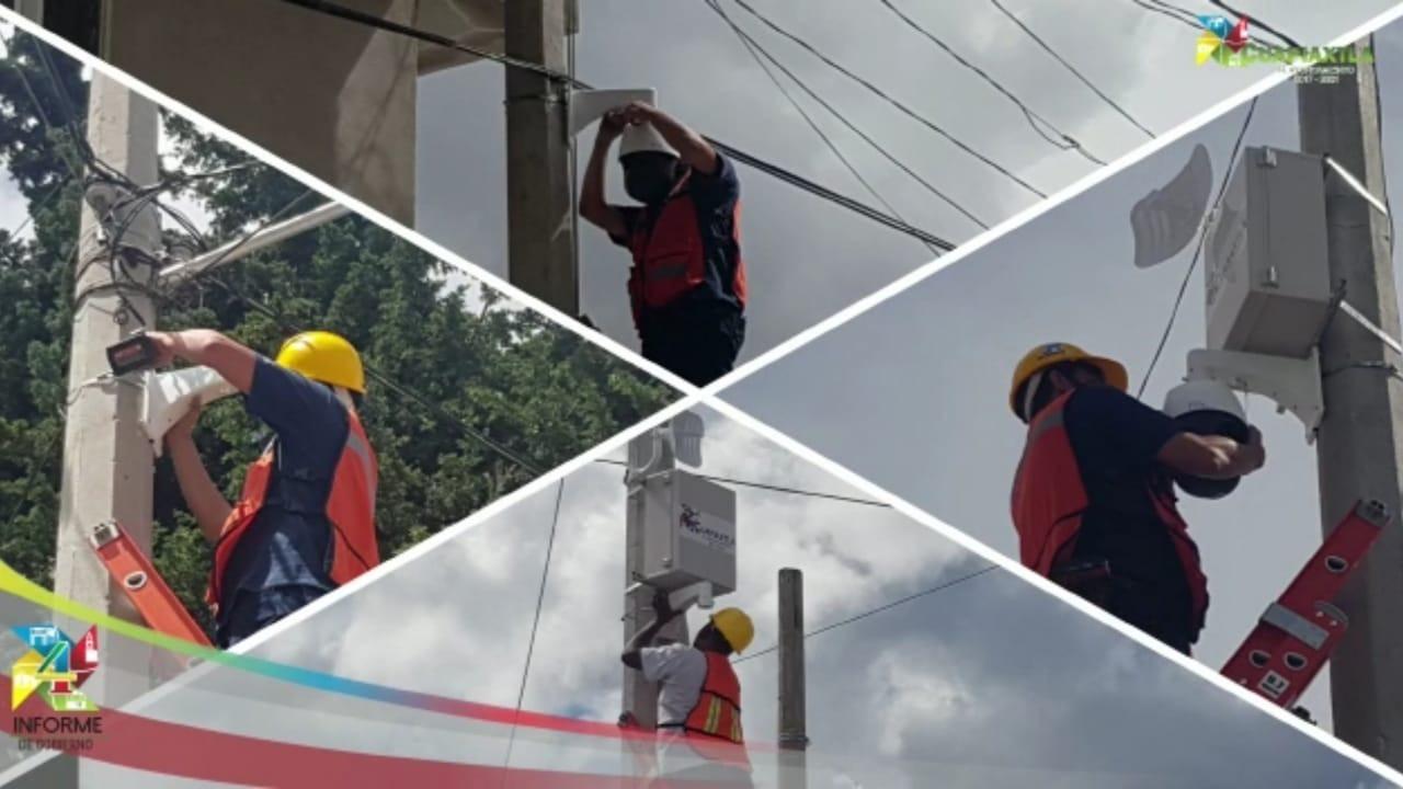 En Cuapiaxtla se invirtieron 8 mdp para el mejoramiento de la seguridad pública