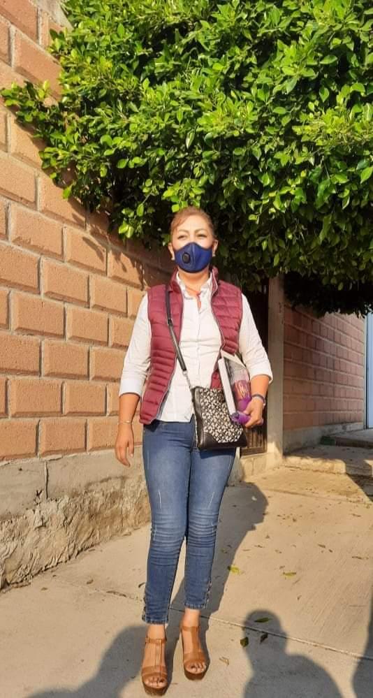 Pobladores inconformes con designación de Nidia Fernández de Lara en Tlaxco dicen que no apoyarán a la candidata morenista