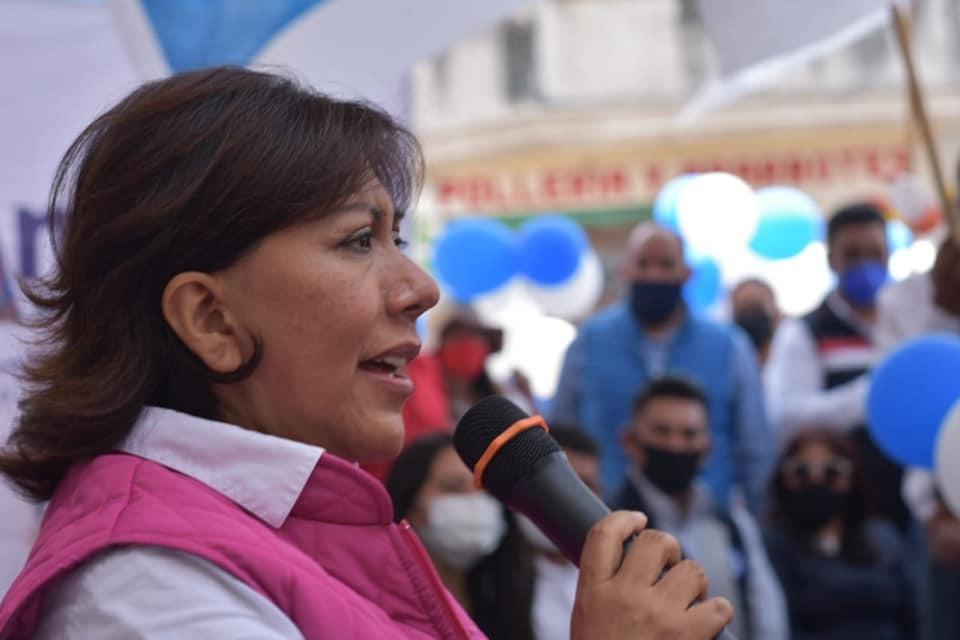 Aseguran panistas que la trayectoria pulcra de Anabell Ávalos logró la coalición