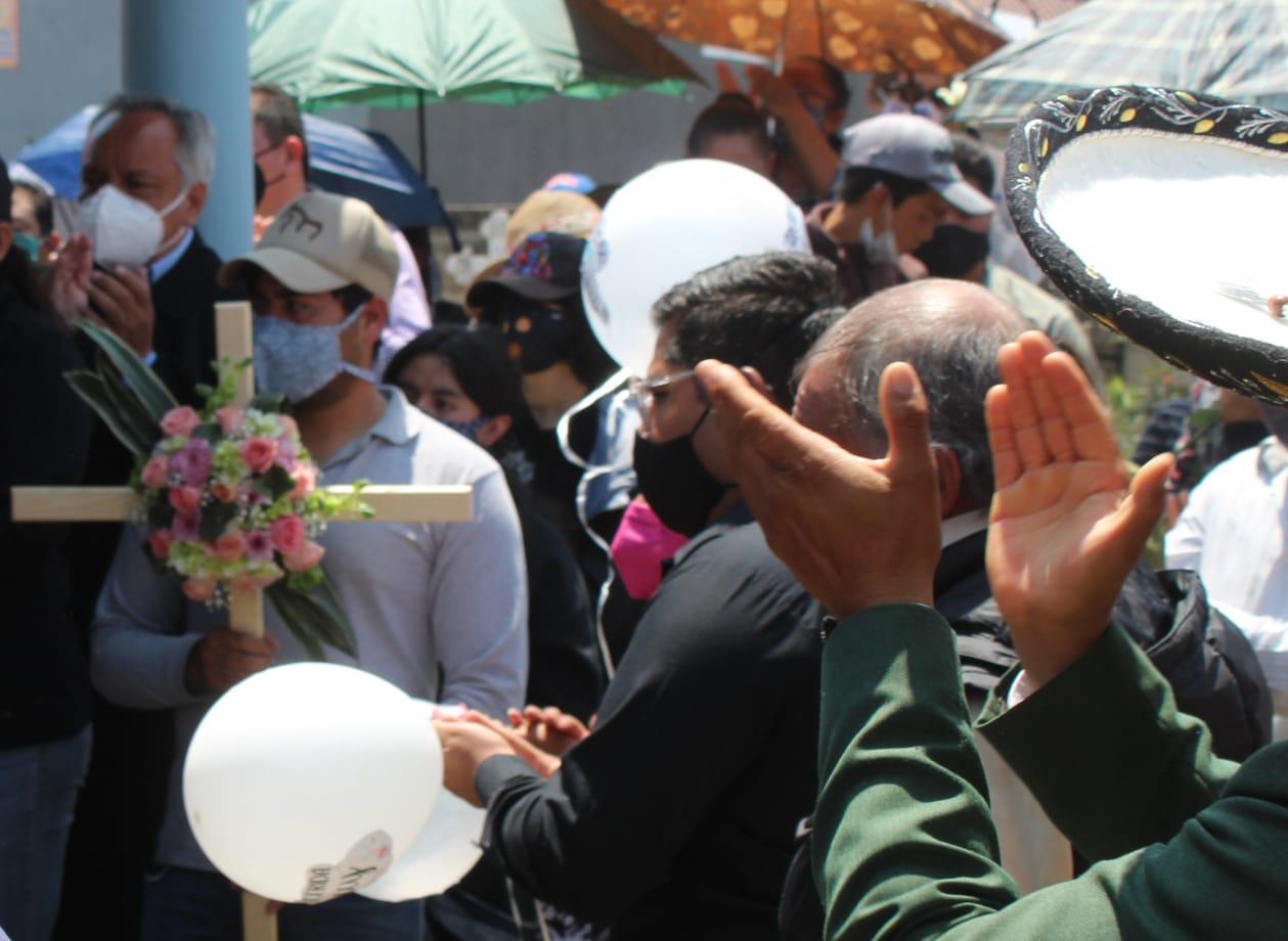 Cuapiaxtla se conmociona por la muerte de Cecy
