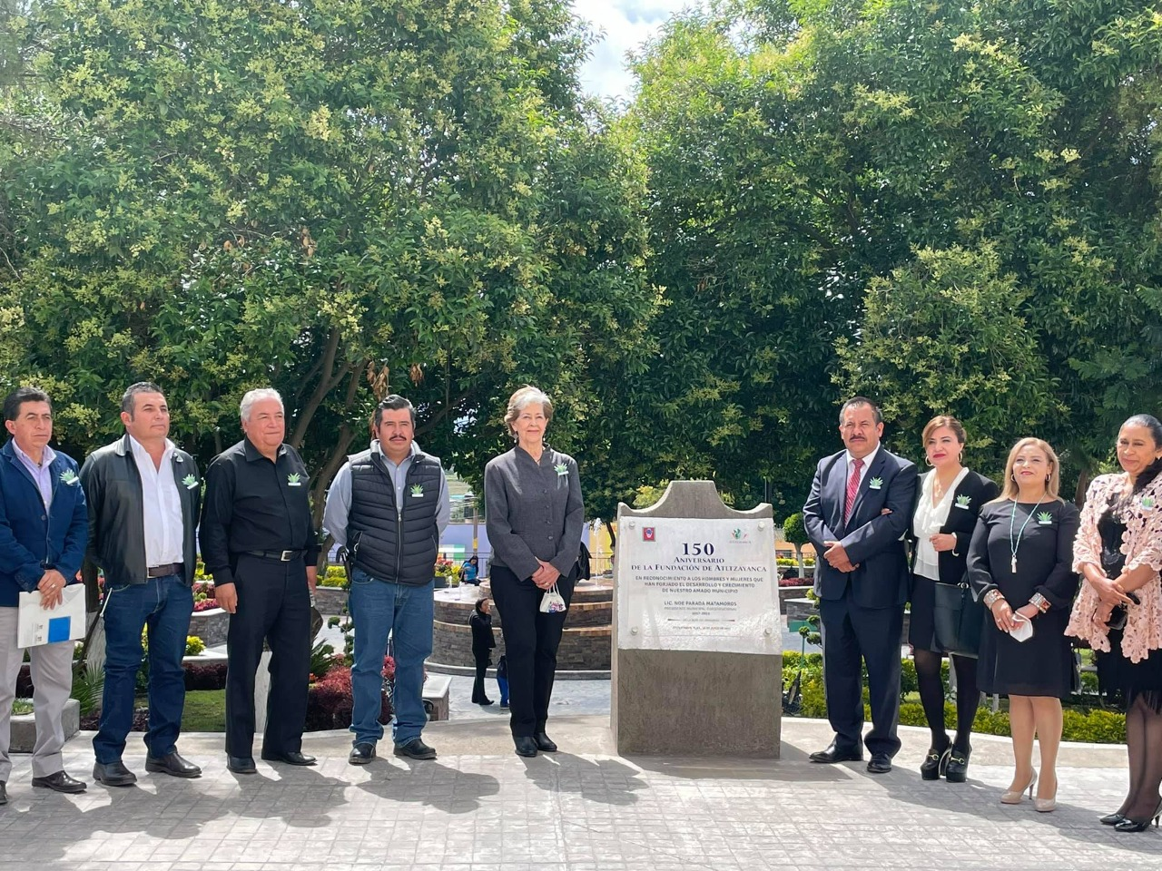 Conmemora el municipio de Atltzayanca 150 Aniversario de su fundación