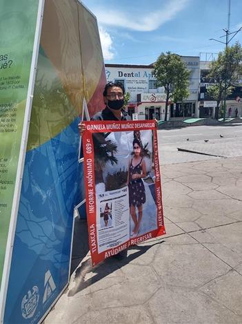 Daniela Muñoz y el calvario que han vivido sus padres desde su desaparición