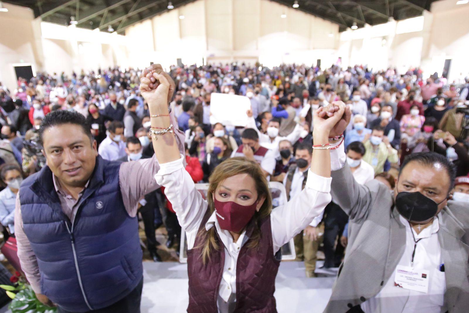 Voy a ser la mejor gobernadora de Tlaxcala: Lorena Cuéllar