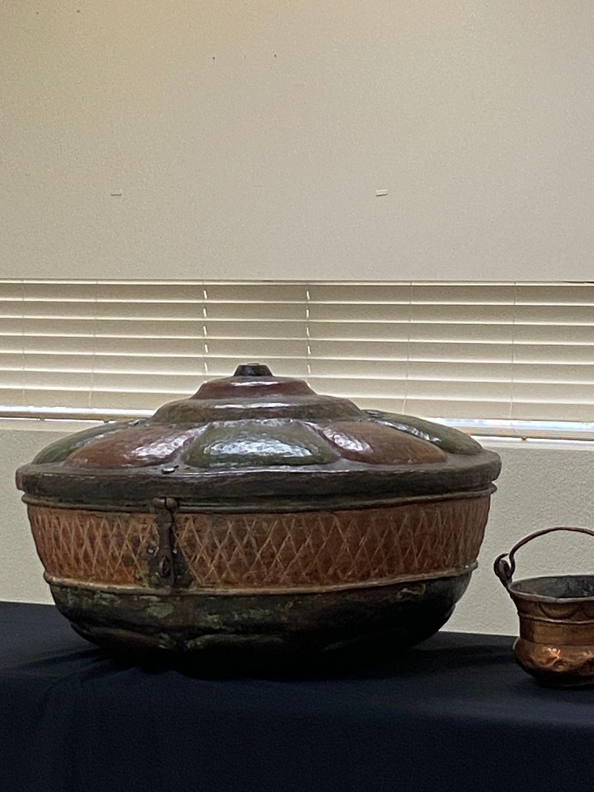 Regresa a México la pila bautismal del siglo XVIII de la Misión de Caborca, Sonora