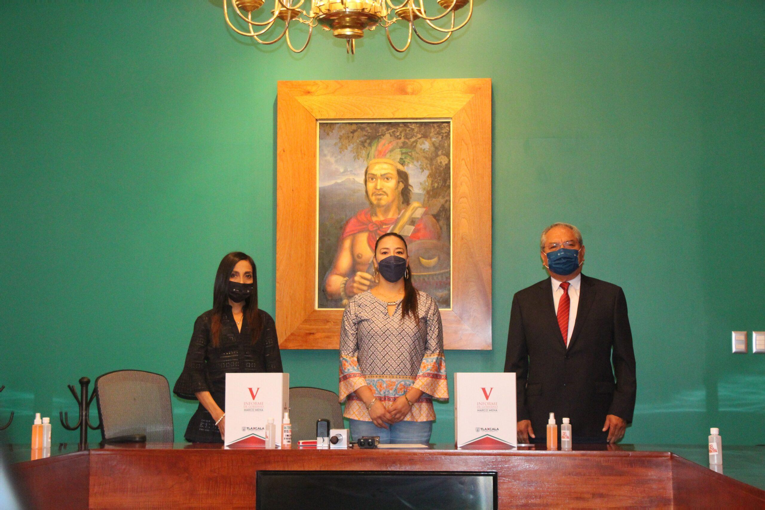 QUINTO INFORME DE GOBIERNO DEL EJECUTIVO LOCAL