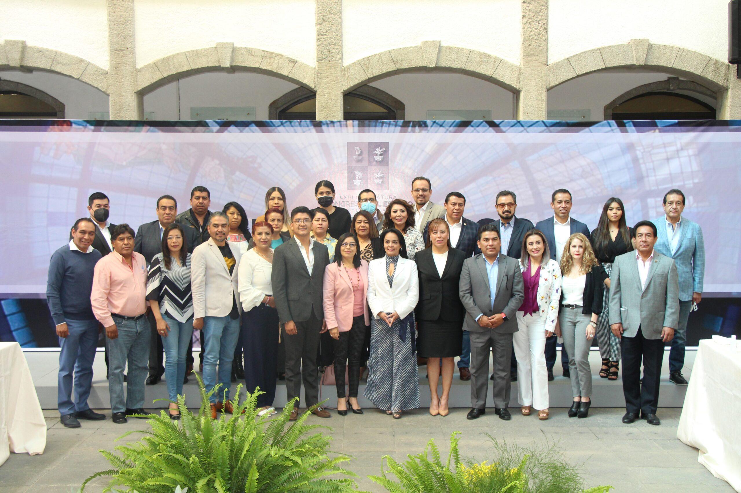 INICIA LA LXIII LEGISLATURA DIÁLOGO CON LEGISLADORES ELECTOS RUMBO AL PROCESO DE TRANSICIÓN