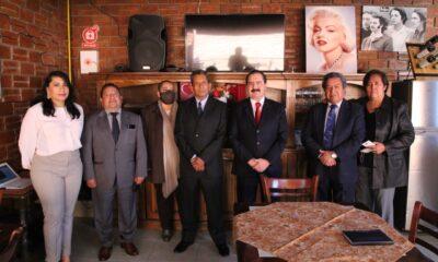 Bernal Salazar a barras y colegios de abogados