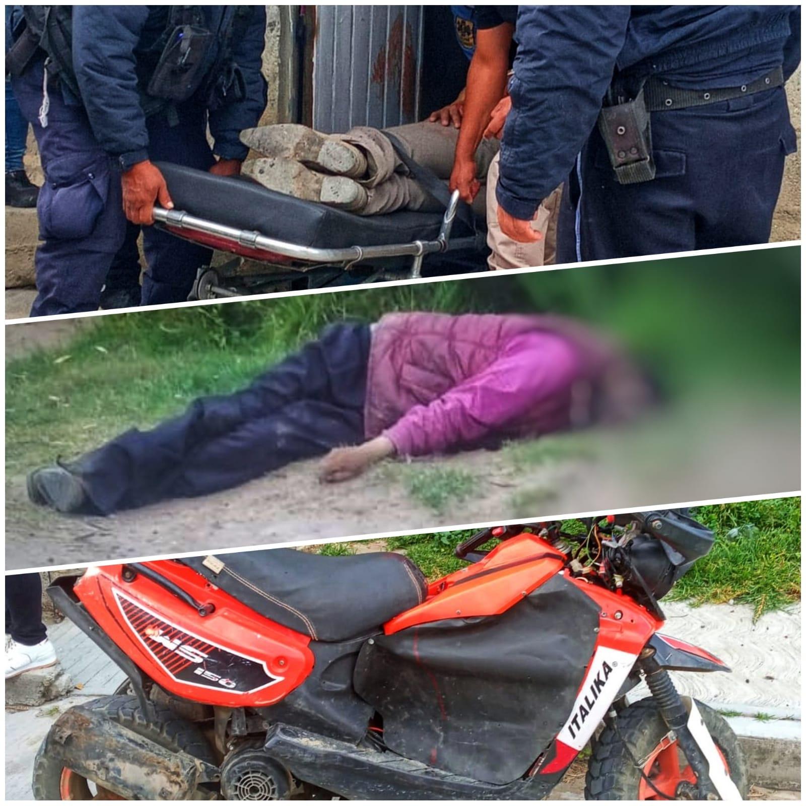 Un muerto y un herido deja riña en Atltzayanca