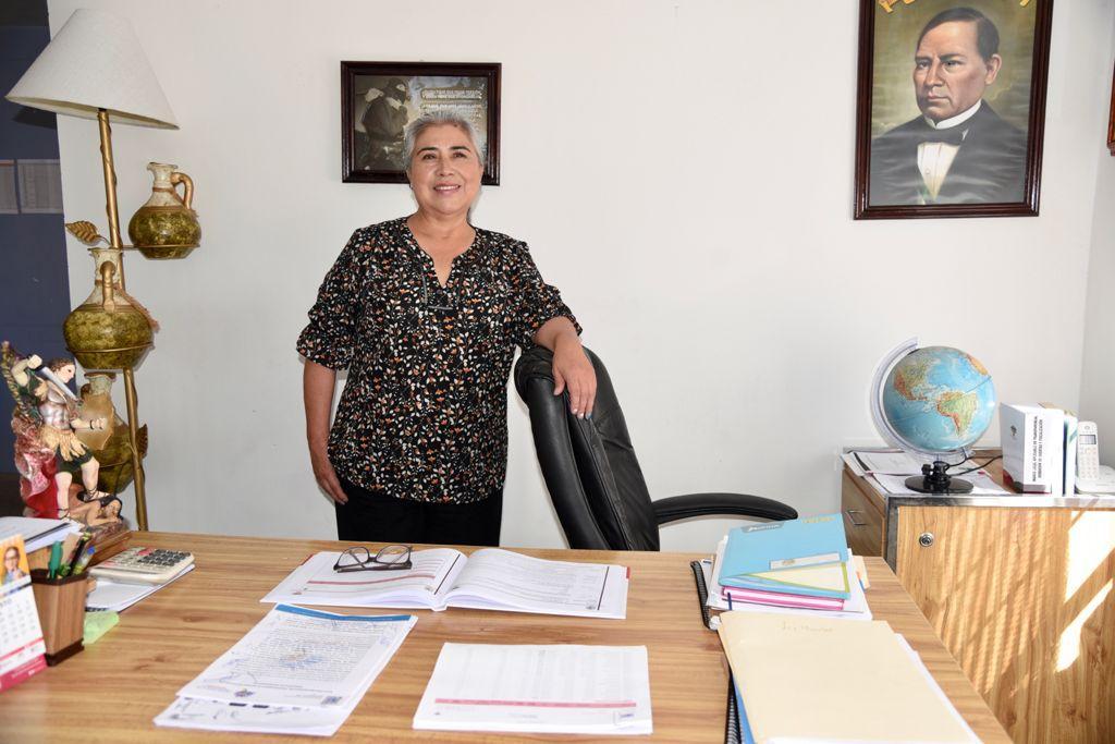 La transformación de Yauhquemehcan no se detiene: María Anita Chamorro Badillo