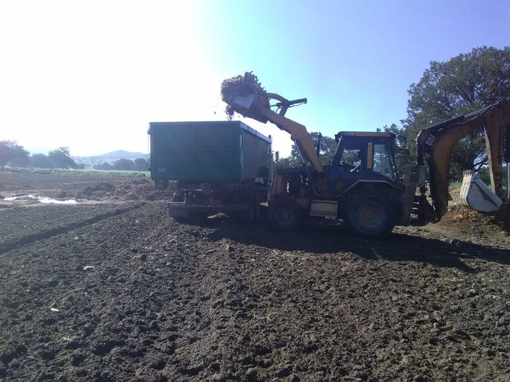Empresa Malinalli Ecología y Cultura asegura que opera correctamente los residuos orgánicos y que cuenta con los permisos respectivos