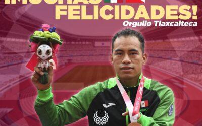 Un orgullo para los Tlaxcaltecas Leonardo de Jesus; Dulce Silva