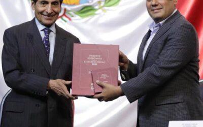 Paquete económico consolidará las bases de la 4T: Dulce Silva