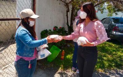 Ayuntamiento de Cuapiaxtla prevé al personal de salud en la Jornada de vacunación