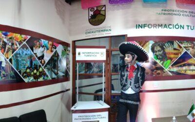 Pone en marcha Ayuntamiento de Chiautempan módulo turístico