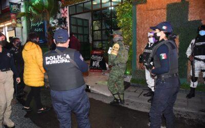Con éxito se desarrolló operativo de fiestas patrias en la capital tlaxcalteca