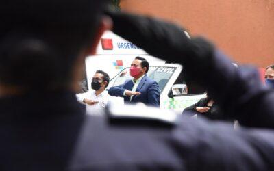 Imparte Ayuntamiento de Tlaxcala capacitación bilingüe para Policía Turística