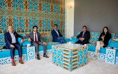 Entablan lazos de colaboración la Ciudad de Tlaxcala y el Estado de Qatar