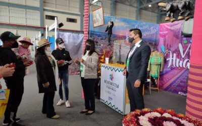 Participa Huamantla en la FAMEX 2021; se reactivará la economía de manera paulatina