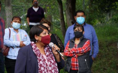 Gestión Felícitas Vázquez en favor del agua potable
