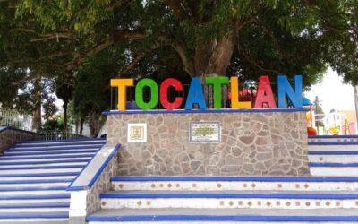 Alcalde de Tocatlán, Quirino Torres asegura que se brindan en su totalidad los servicios básicos