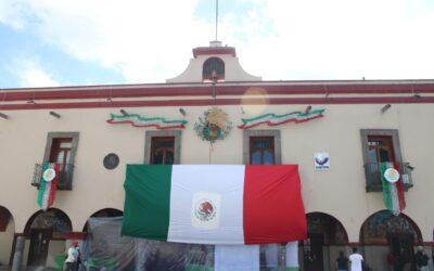 Suspende Jiménez Romero actividades patrias en Chiautempan para evitar el contagio por Covid-19