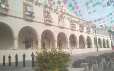 Atltzayanca conmemora las fiestas patrias enmedio del Covid-19