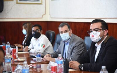 Se instala en la capital de Tlaxcala el Consejo Municipal de Seguridad