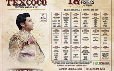 Anuncian Temporada Taurina en Texcoco