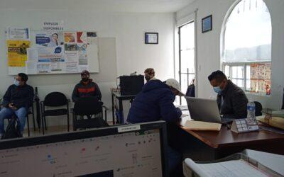 Presidente de Huamantla gestiona empleos que permitan reactivar la economía tras contingencia sanitaria por COVID-19.