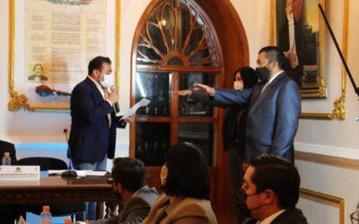 En sesión ordinaria de Cabildo fue ratificado el Secretario del Ayuntamiento, jueces municipales y cronista de la ciudad