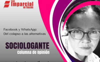 Facebook y WhatsApp: del colapso a las alternativas
