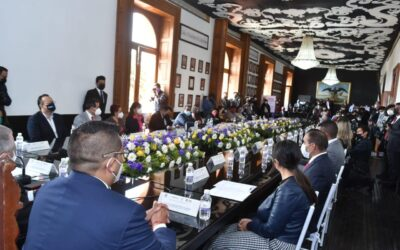 CONMEMORA CONGRESO DE TLAXCALA EL 147 ANIVERSARIO DE LA INCORPORACIÓN DE CALPULALPAN AL TERRITORIO TLAXCALTECA