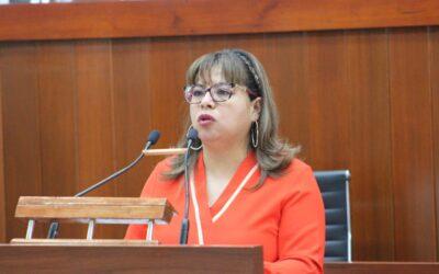 Ampliar licencia de paternidad a 45 días en Tlaxcala, propone Gabriela Esperanza Brito