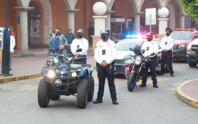 Autoridades de Chiautempan implementan «Operativo de Día de Muertos 2021»