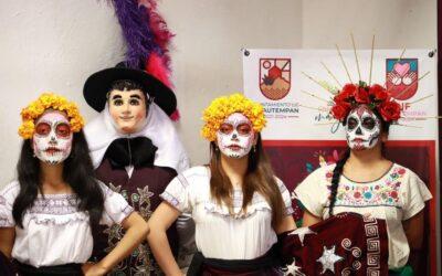 """Presentan en Chiautempan """"1er Festival Camino al Mictlán 2021"""", en el marco de las fiestas de todos santos"""