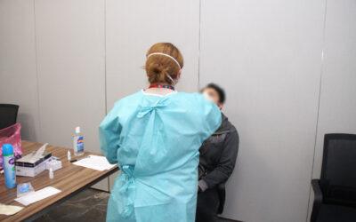 Refuerza Congreso de Tlaxcala medidas de prevención para evitar Covid 19