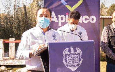 Encabeza Pablo Badillo Jornada de Limpieza en la Laguna de Apizaquito