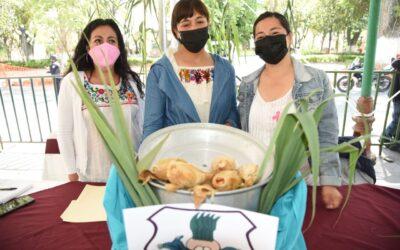 Con muestra gastronómica, celebran Ayuntamiento de Tlaxcala y DIF Municipal «Día Mundial de la Alimentación
