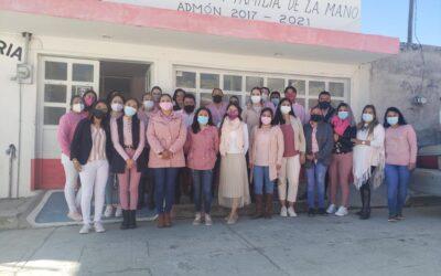 Gobierno municipal de Atltzayanca vela por la salud de las mujeres