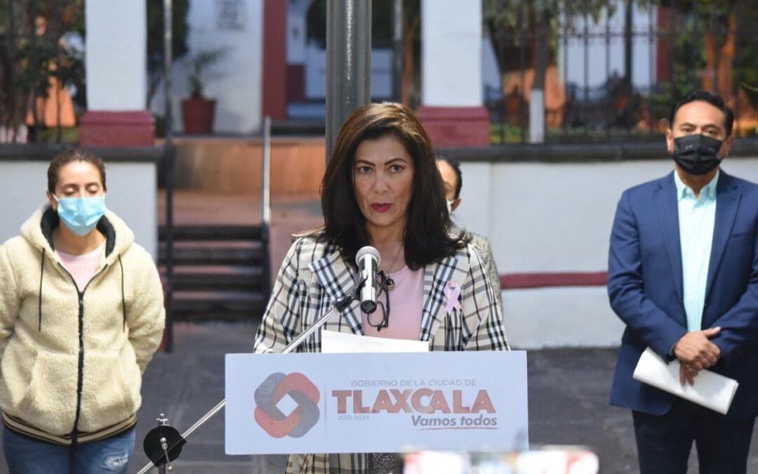 "Anuncia Jorge Corichi próxima apertura del albergue ""La Casa de las mujeres"", en Tlaxcala Capital"