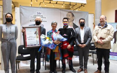 CLAUSURA ITC XXXVI FESTIVAL INTERNACIONAL DE TÍTERES «ROSETE ARANDA»