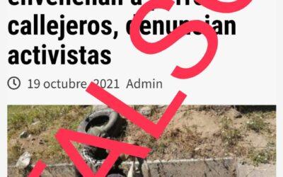 Falso que el Gobierno de Huamantla autorice envenenamiento de perros callejeros.